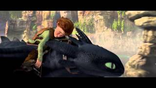How To Train Your Dragon: Test Drive Scene 4K HD