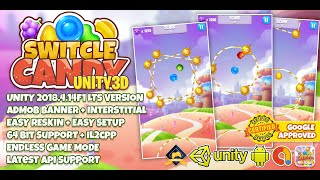 Satılık Android Şeker Oyunu - Hazır Paket İngilizce Dökümantasyonlu
