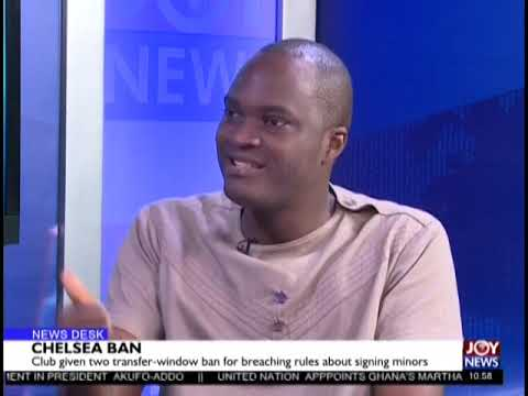 Sports Desk on JoyNews (22-2-19)