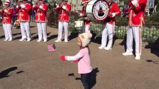 Disney saints go marching in