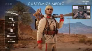 Battlefield 1 Multiplayer Gameplay - ME AGAINST THE WORLD!  | Battlefield 1 Open Beta Gameplay