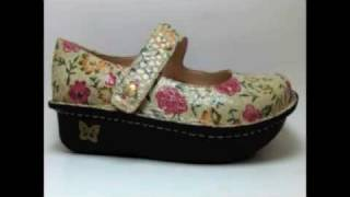 Alegria Shoes - Cool and fashionable footwear!