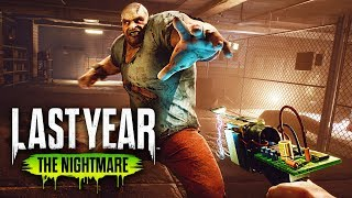 TRYING TO SURVIVE!! (Last Year: The Nightmare)