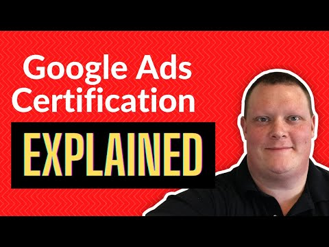 Google Adwords Certification | How To Become Google Ads ...
