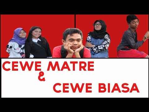 Video BEDANYA CEWE MATRE & CEWE BIASA - SIM PRODUCTION