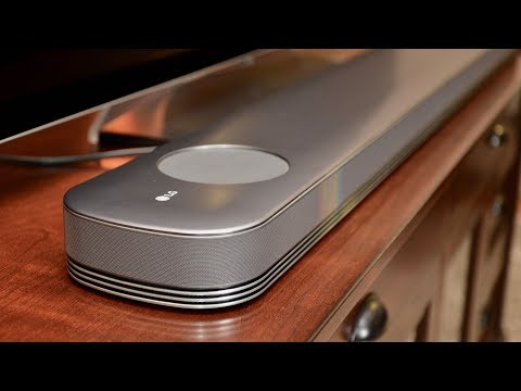 LG Dolby Atmos Soundbar: Ultimate Home Theater Sound