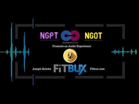FitBUX Joins Podcast With NewGradOT