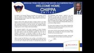 Chippa United fans