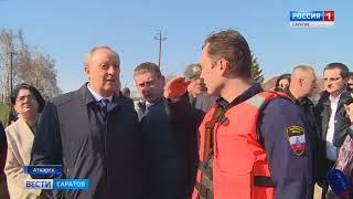 Жителей Аткарска эвакуировали из-за затопленных домов