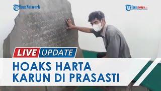 Geger Hibah Rp2 T, 19 Tahun Lalu Oknum Pejabat Buat Hoaks Harta Karun di Prasasti Batutulis Bogor