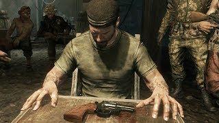 РУССКАЯ РУЛЕТКА В Call Of Duty Black Ops - прохождение миссии Месть (часть 1)