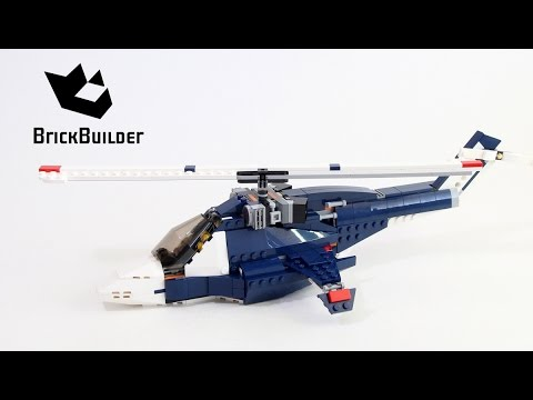 31039 CherL'avion Bleu Creator Lego Pas L4Aqc53Rj