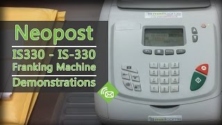 Franking Machines - Neopost IS330, IS-330 Franking Machine
