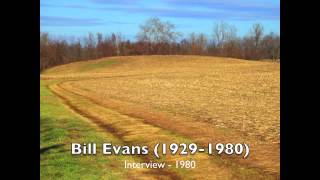 Bill Evans Interview 1980 (in his car)