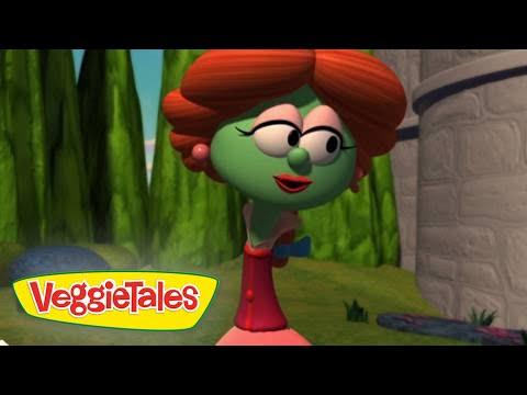 VeggieTales: Sweetpea Beauty - A Girl After Gods Own Heart DVD movie- trailer