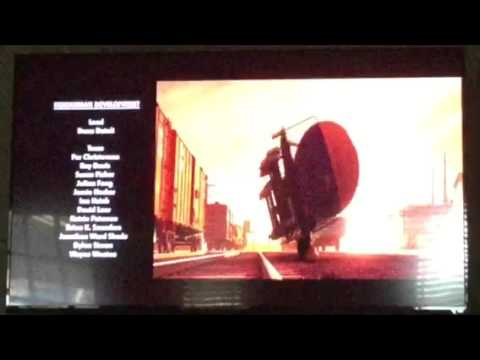 The Incredibles Credits