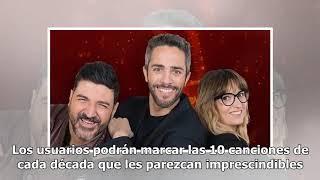 Noemí Galera Y Tony Aguilar, Jurado De 'La Mejor Canción Jamás Cantada'