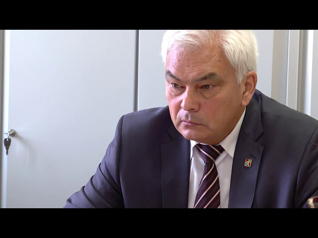 Ангарчане завалили министра жалобами
