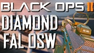 Black Ops 2: DIAMOND FAL - Low Scorestreaks = More Fun