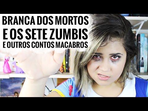 BRANCA DOS MORTOS E OS SETE ZUMBIS por Fábio Yabu