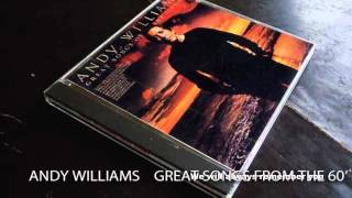 Andy williams album collection  Can't Help Falling in Love
