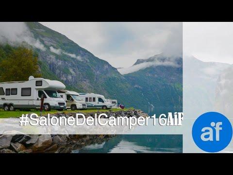Новинки, представленные на Salone дель Camper 2016 года