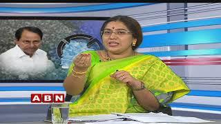 Special Discussion Over KCR Alleging Chandrababu Naidu In Public Meeting | Part 01 | ABN Telugu