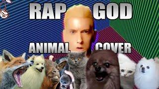 Eminem - Rap  God (Animal Cover)
