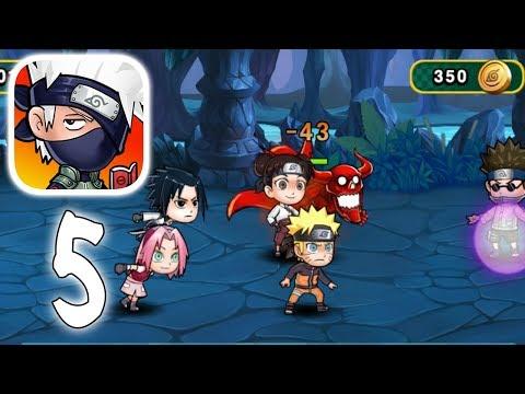 Ninja Rebirth (Naruto) - Gameplay Walkthrough Part 5 - Killer Bee