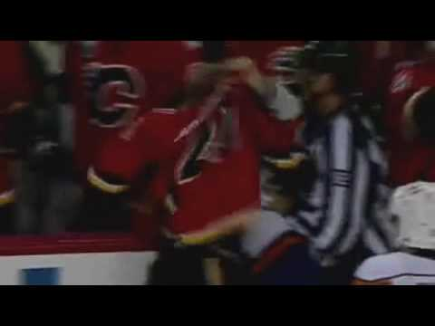 Olli Jokinen vs. Micheal Haley