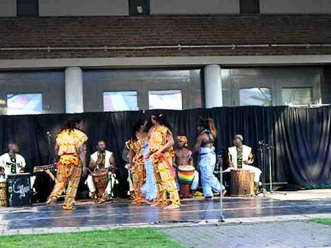 Yamo Yamo optreden Vdonfestival in Boxmeer