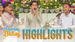 """Magandang Buhay: TNT Boys perform """"Patuloy Ang Pangarap"""""""