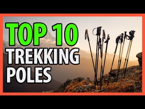 ⭐️✔️ 10 Best Trekking Poles 2018 👍🏻⭐️