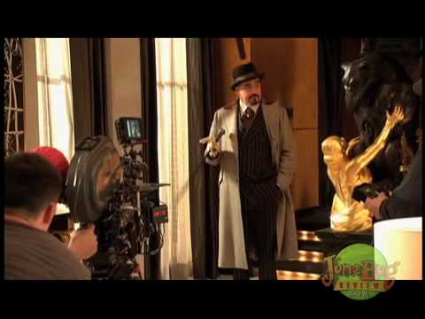 Behind The Scenes of The Sorcerers Apprentice