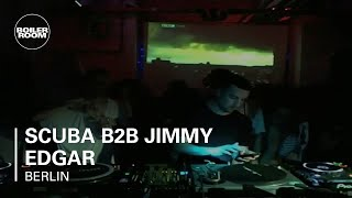 Jimmy Edgar, Scuba - Boiler Room Berlin