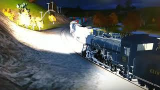 Ghost Train 311 down under trailer