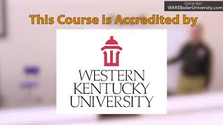 Boiler Training Courses And Operator Classes - WARE Boiler University