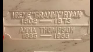 FAMOUS GRAVE TOUR: The Beverly Hillbillies GRANNY Actress Irene Ryan At Santa Monica, CA
