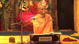11-VR06 - Day 5 'Krsna's Childhood Pastimes In Gokul-2' By Radhanath Swami