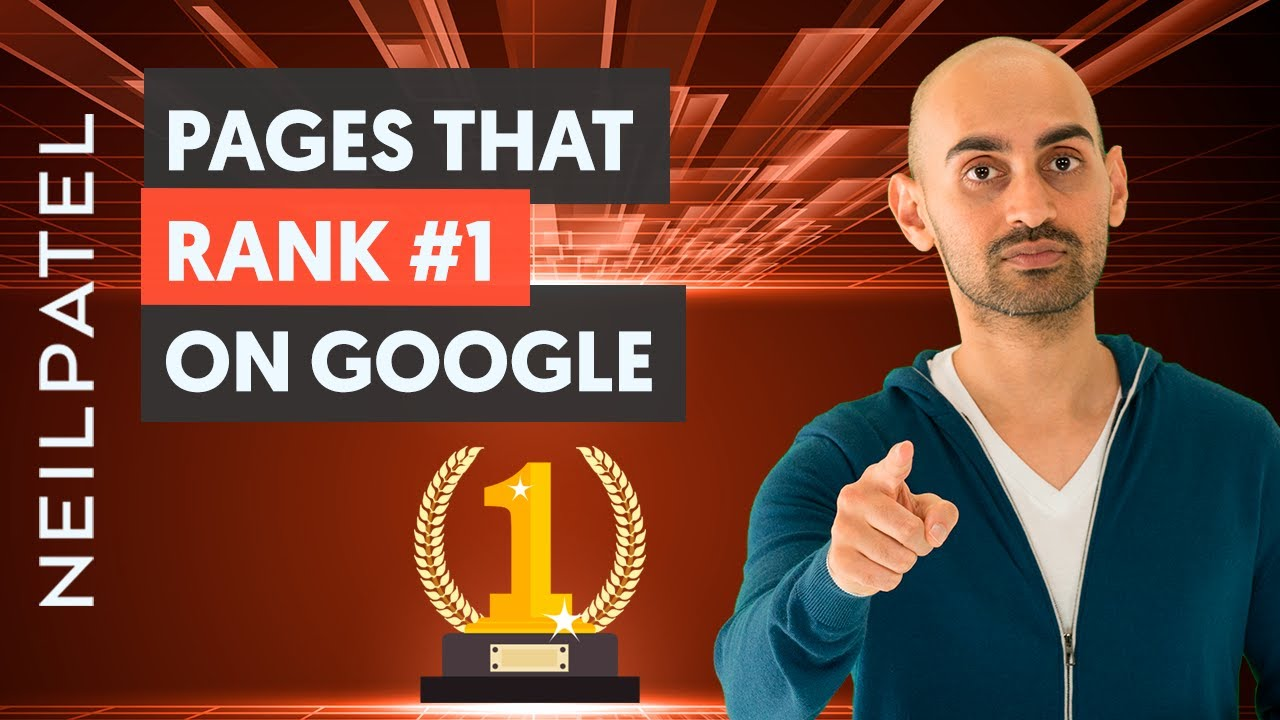 How to Build Pages That Rank #1 On Google Consistently