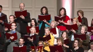 Lord, Here Am I given by Temple Baptist Church Choir