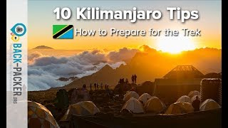 How to Prepare for Trekking Kilimanjaro - 10 Tips