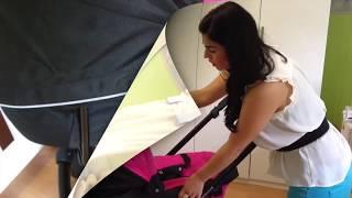 KIDDY Kinderwagen Click 'n Move 3 - Babywanne | Babyartikel.de