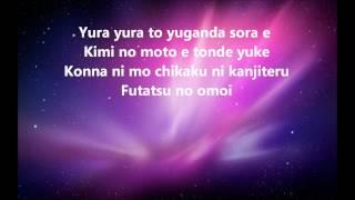 opening 9 de naruto yura yura parole