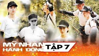 Mỹ Nhân Hành Động - Tập 7 | Trương Quỳnh Anh phản pháo kịch liệt khi bị các mỹ nhân khác tố chơi xấu
