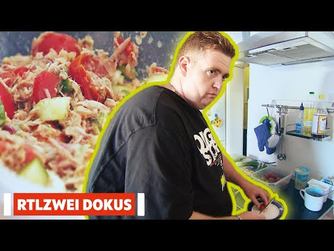 Single Andreas: Auf einmal klappt's mit der Diät? | Dickes Deutschland | RTL II Dokus
