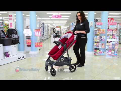 MacroBaby – GB Lyfe Travel System