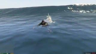 GTA 5 - Cuộc Chiến Với Cá Mập