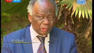 Untold Story - 8th March 2018 - The Battle for Nyalgunga: SM Otieno Case - Part 1