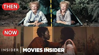 How Hollywood Twins Scenes Have Evolved Over 100 Years | Movies Insider